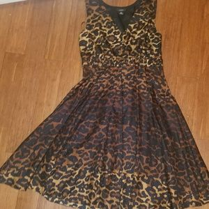 Alfani Leopard Dress